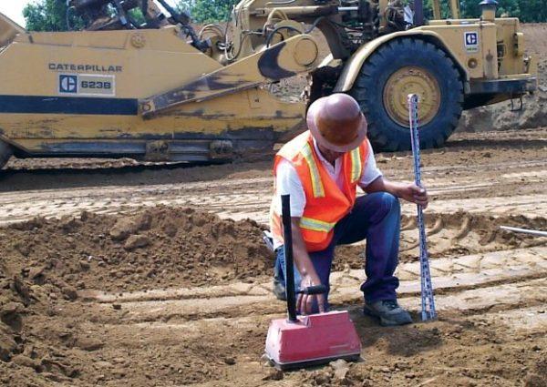 Earthwork and Geotechnical Engineering