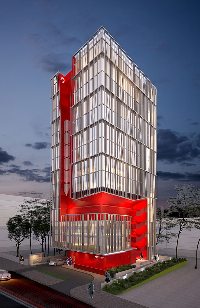 Rialto Tower