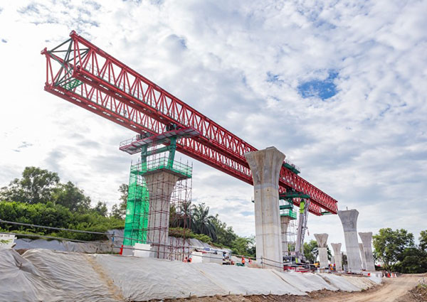 Dhaka-Metro Rail Infrastructure