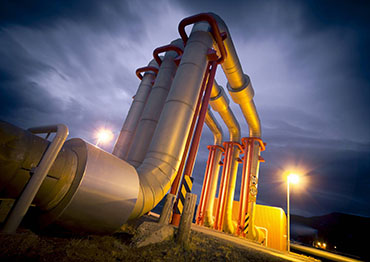 Hydrocarbon Infrastructure