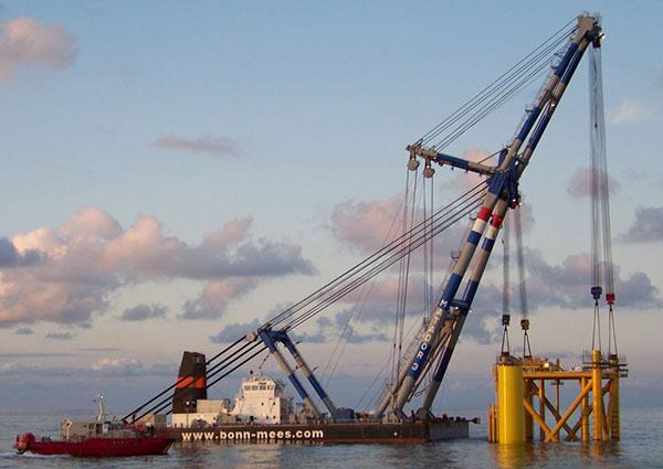 Marine Infrastructure