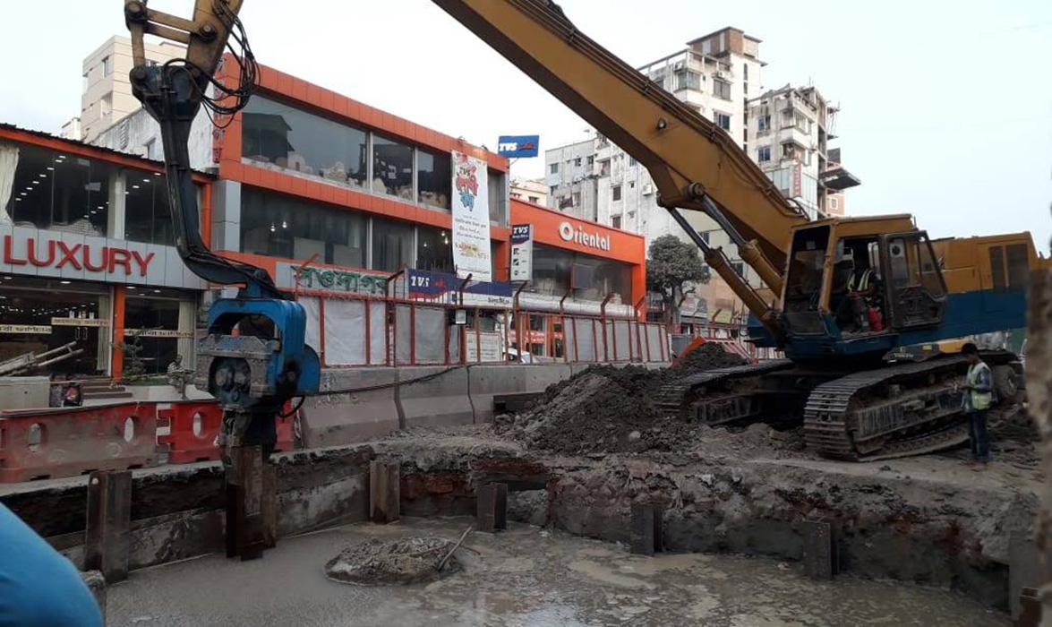Dhaka Metro Mass Rapid Transit System