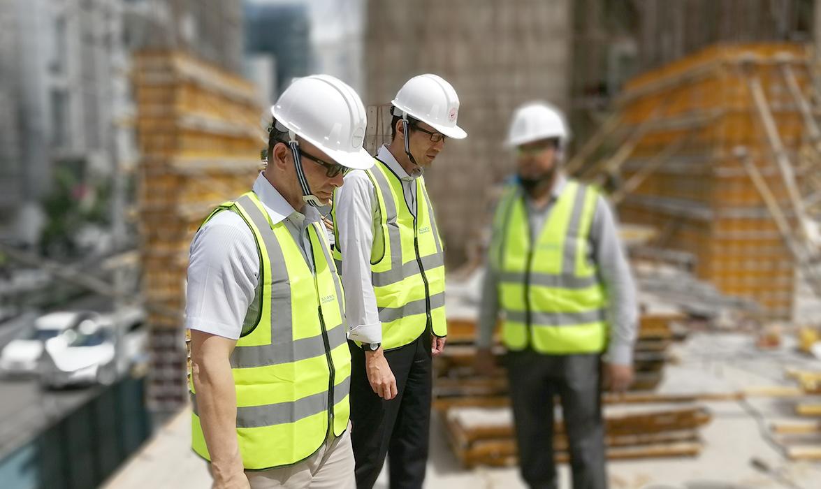 Muskan Tower Construction Update