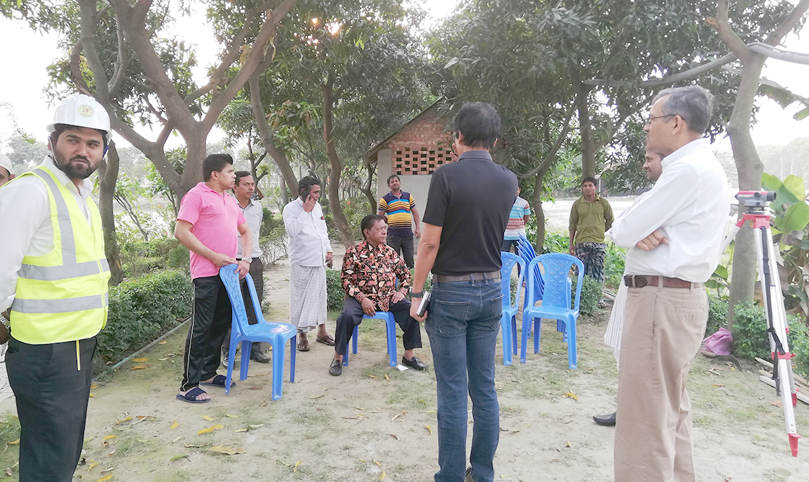 Sabur Shamasti Groundbreaking Ceremony